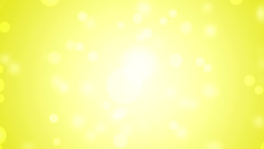 yellow abstract background stock footage video 4189747