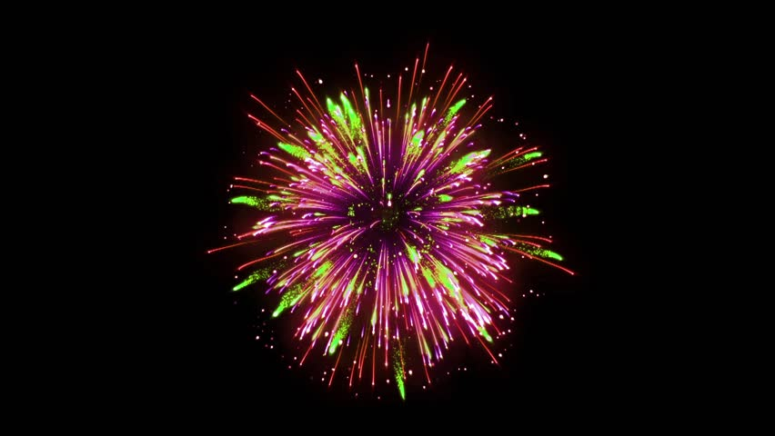 Super Firework Colorful, Holliday, Celebration, New Year, The 4th of July, Christmas, Festival | Shutterstock HD Video #1005607183