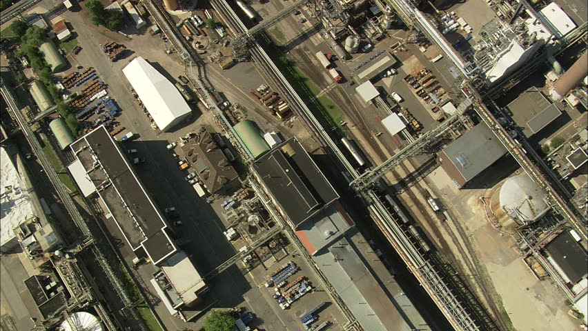 Aerial Germany-basf Production Plant 2007: Stock Footage Video (100%  Royalty-free) 10059803 | Shutterstock