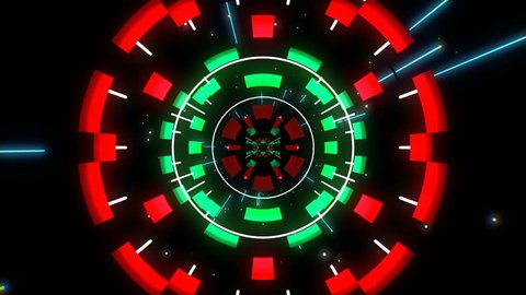 Looped seamless footage for your event, concert, stage design, title, presentation, site, DVD, designers, editors and VJ s for led screens and projection mapping show ...