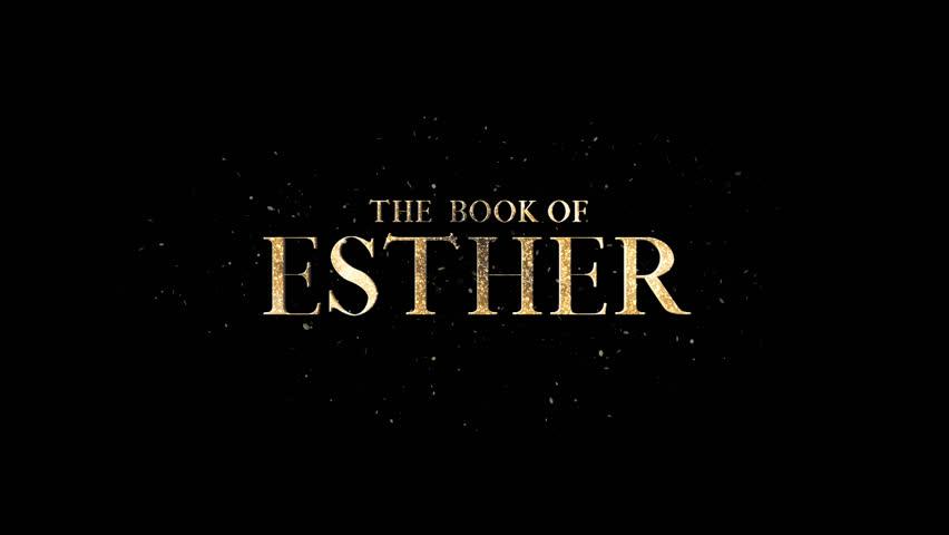 Header of esther