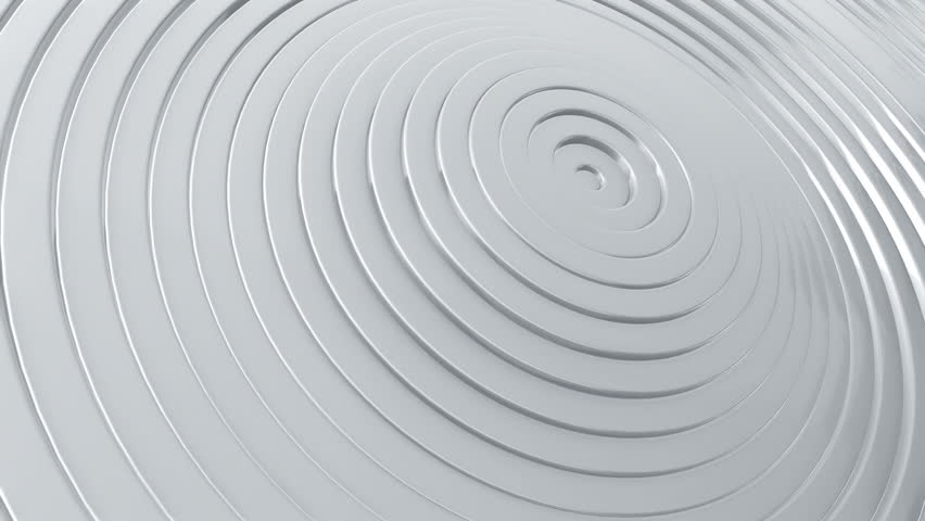 Abstract background with waving surface in motion. Animation of seamless loop. | Shutterstock HD Video #1007127793
