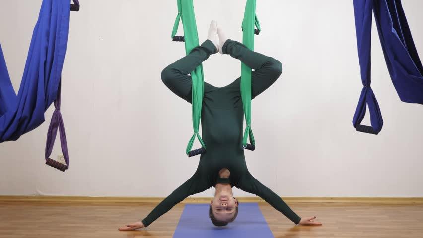 Антигравити йога для беременных 738