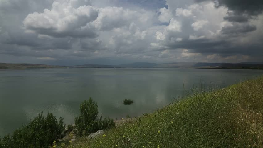 Nature,nature lake and cloud viewi,cloud, landscape,gorgeous view, water resourceswater,  | Shutterstock HD Video #1007972473