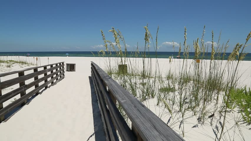 Beach Boardwalk At The P Stock Footage Video 100 Royalty Free 1008958793 Shutterstock