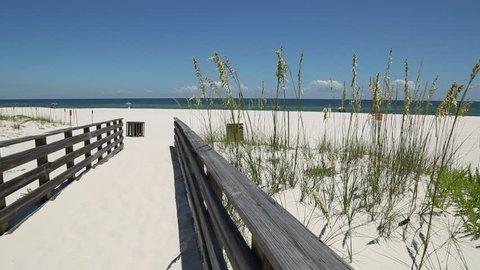 beach boardwalk at the pass orange beach alabama