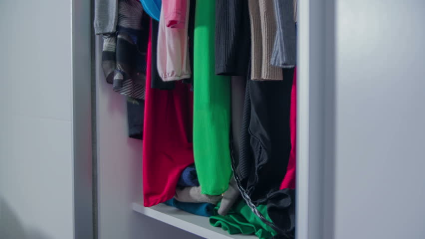 electrician wiring appliance 2 home electric work stock footage Home Work Wiring Closet in the room it is open cupboard full of beautiful dresses to chose it from, Wiring Closet Diagram