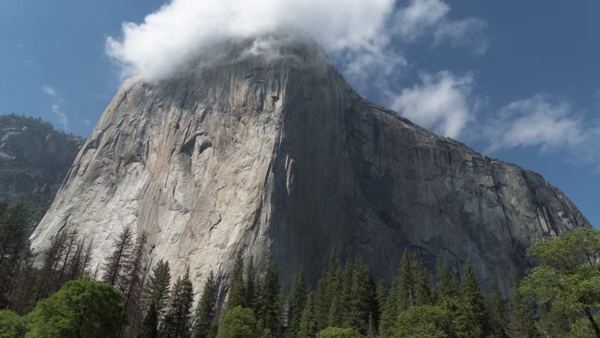 Yosemite National Park - Climbers Stock Footage Video (100% Royalty-free)  1009148033 | Shutterstock
