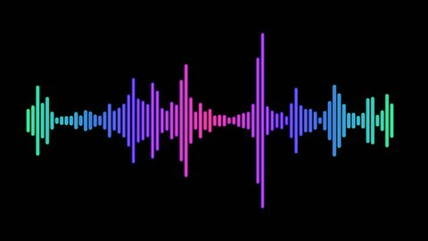 Audio Spectrum Stock Video Footage - 4K and HD Video Clips | Shutterstock