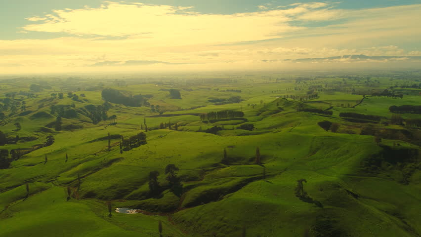 Aerial View of North Island Stock Footage Video (100% Royalty-free)  1010835893 | Shutterstock