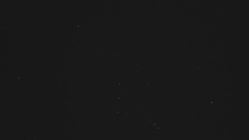 Timelaps shot of the Night sky in Himalayan region, India taken in December 2017 | Shutterstock HD Video #1010905223