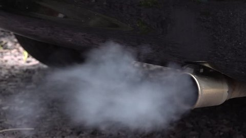 Tailpipe Stock Video Footage - 4K and HD Video Clips   Shutterstock