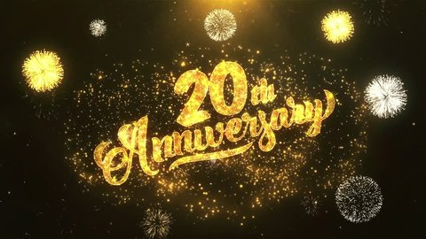 20 Th Wedding Anniversary Stock Video Footage 4k And Hd Video