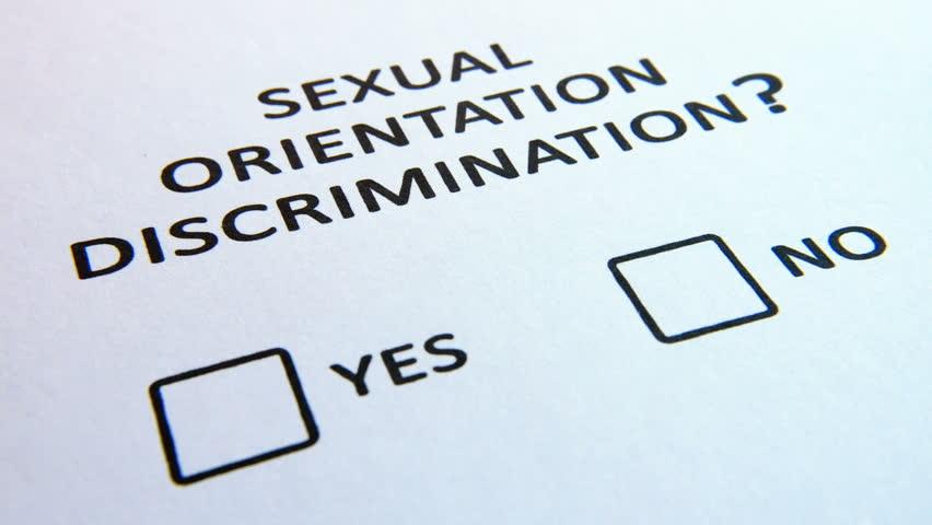 Sexual orientation discrimination videos
