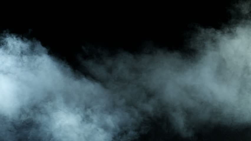 Smoke on a black background - realistic overlay for different projects (Red Epic Shoot) | Shutterstock HD Video #1012057103