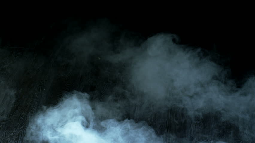 Smoke on a black background - realistic overlay for different projects (Red Epic Shoot) #1012057163
