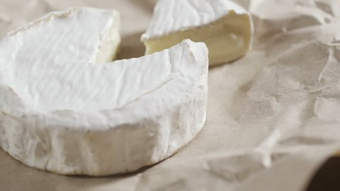 4k Traditional Cheese Platter Camembert