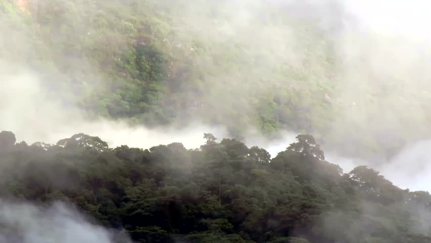 Clouds Mountains Colombia | Shutterstock HD Video #1013119283