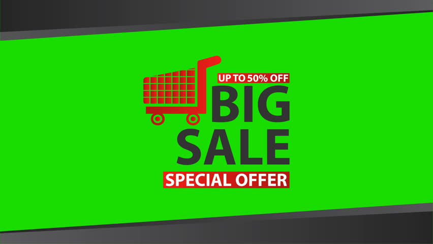 Big Sale Special Offer up to 50% off, Pack Title, Lower third, Transition, Logo and Background | Shutterstock HD Video #1013475893