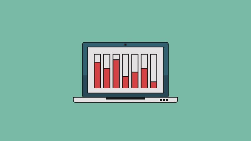 Statistics and technology HD | Shutterstock HD Video #1013564423