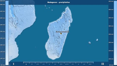 500 Madagascar Map Stock Video Clips And Footage Royalty Free