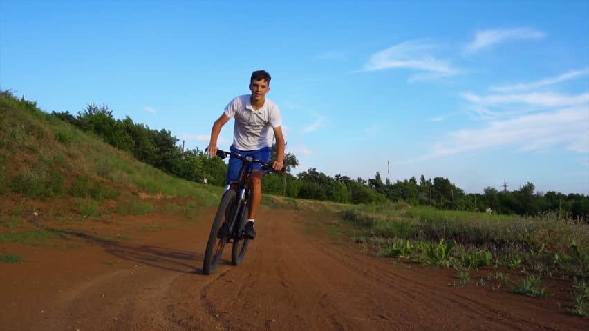 Bike sport mountain bike ride | Shutterstock HD Video #1013667233