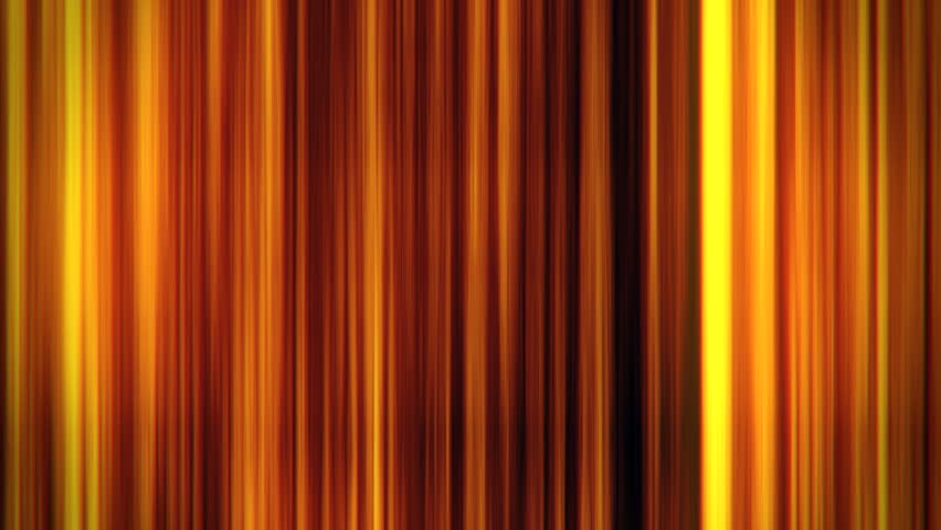 Gold Glowing Vertical Lines Loop Motion Graphic Background