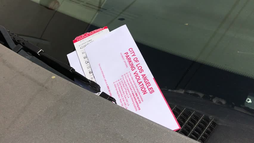 City Of Los Angeles Parking Violation >> Los Angeles July 21 2018 Stock Footage Video 100 Royalty Free 1014329393 Shutterstock