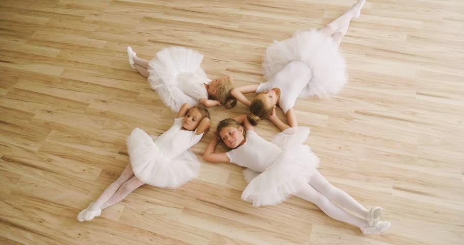 Portrait Of Four Little Girls Stock Footage Video 100 Royalty Free 1014468563 Shutterstock