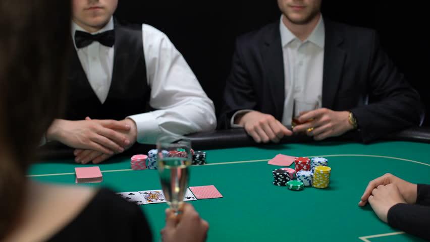 Lucky Man Winning Poker Bet Stock Footage Video (100% Royalty-free)  1014833953   Shutterstock