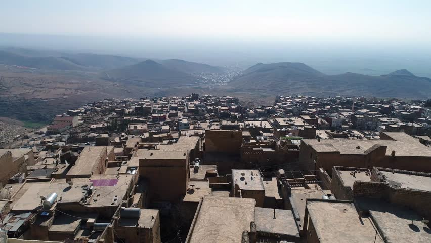 Mardin City view in Turkey