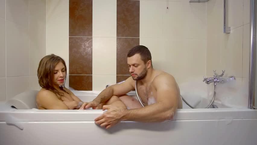 Massage nude asian