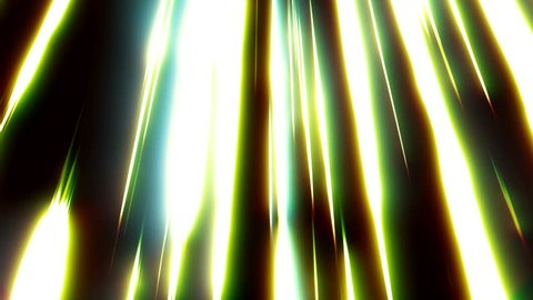 abstract light ray motion loop