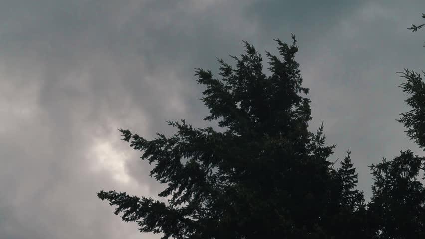 Storm clouds approaching | Shutterstock HD Video #1015544983