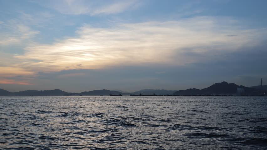 Hong Kong day time  | Shutterstock HD Video #1015669723
