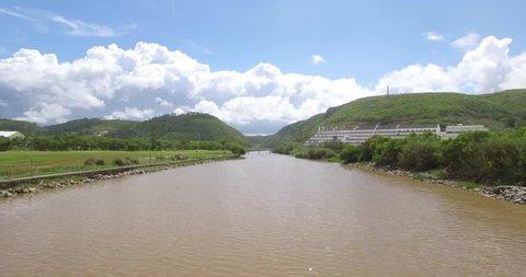Alcabrichel River - Santa Cruz - Portugal