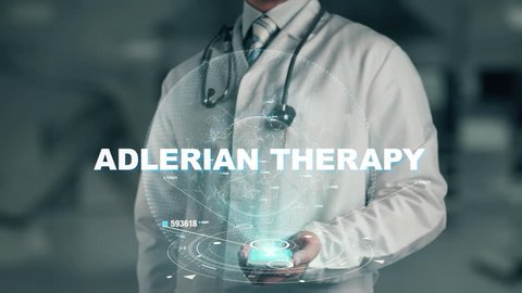 adlerian therapy video