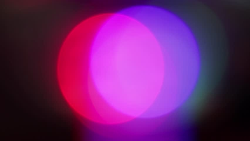 Looping video clip of moving out of focus colorful lights   Shutterstock HD Video #1016216653
