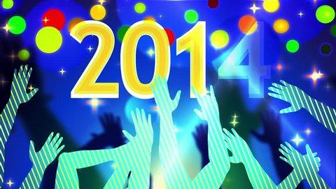 Happy New Year 2019 , 2019, New Year, symbol of the year, emblem of New Year 2019, season animation, 2018 - 2019, chinese zodiac pig, Vector bright, dynamic cartoon , animated cartoon. animation