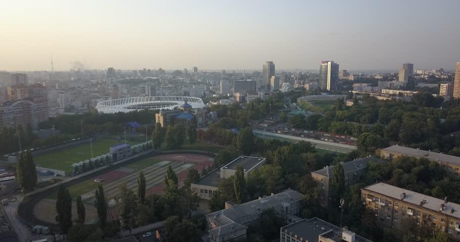 "National Sports Complex ""Olympic"". Stadium, Olympic 4k 4096 x 2160 pixels | Shutterstock HD Video #1016722333"
