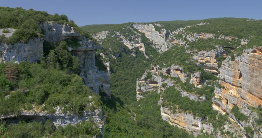 Upper Rio Vero Canyon, Barranco Portiacha, Pyrenees, Spain.