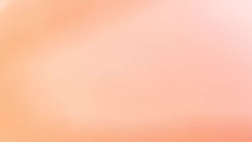 Peach Color Animated Vj Background