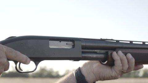 Hunting in Open Field