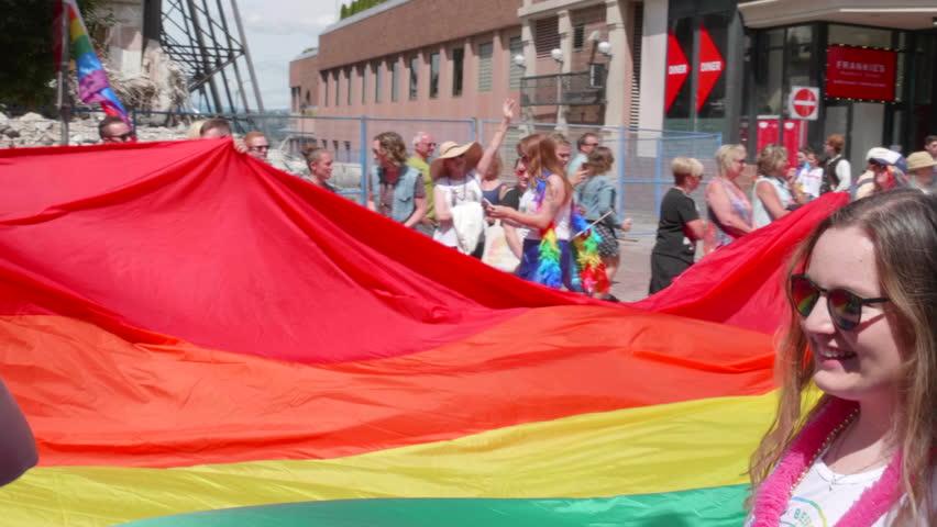 Prague gay pride believe