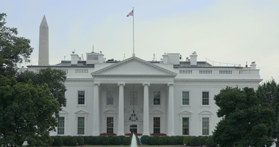 Washington, DC, DC / United States - 08 08 2018: White House