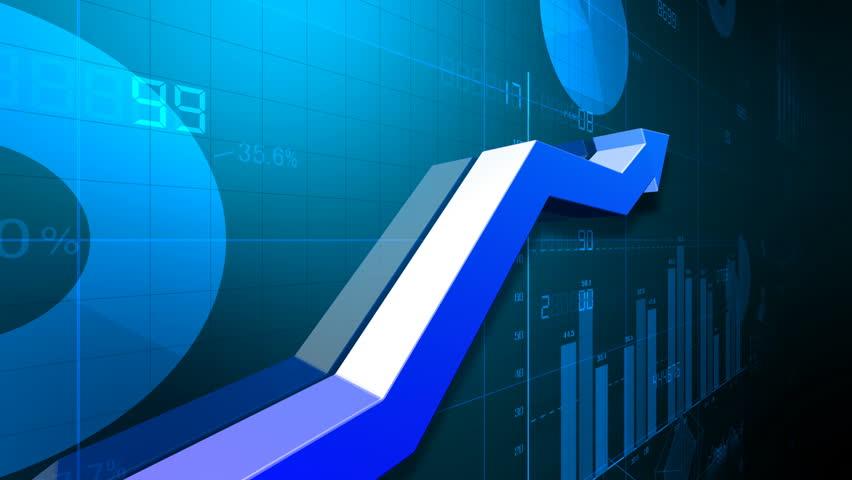 Business data graph chart bar | Shutterstock HD Video #1018566583