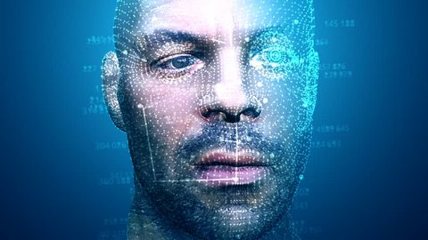 Facial Recognition System in motion