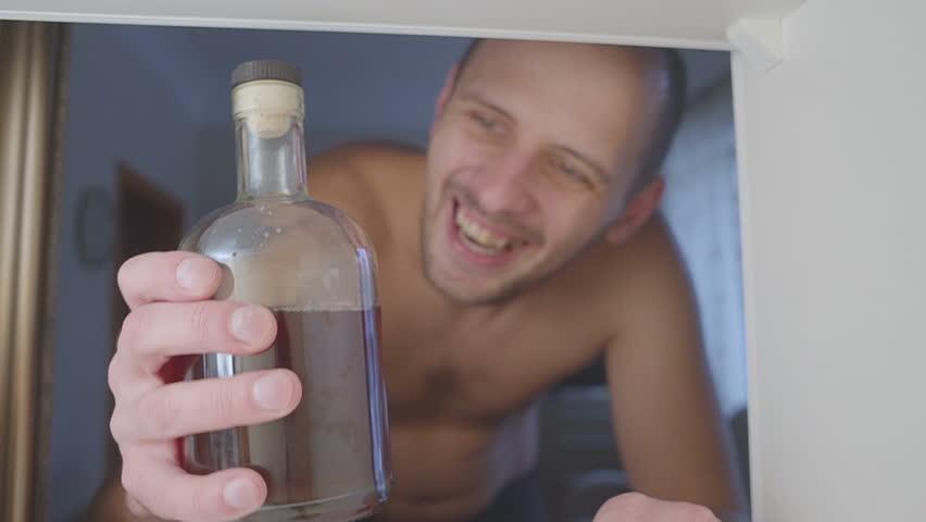 closet alcoholic