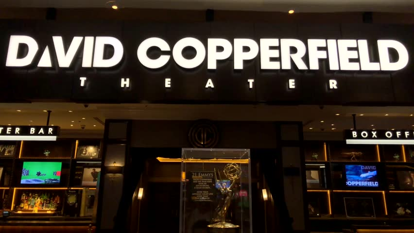 David Copperfield Stock Video Footage - 4K and HD Video Clips | Shutterstock