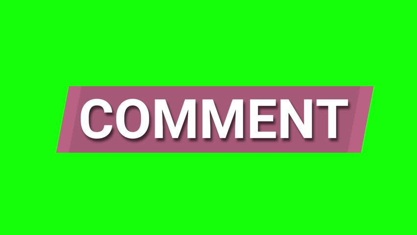 Like Comment Subscribe Animated Call to Action on Green Background - Lower Third | Shutterstock HD Video #1022886883